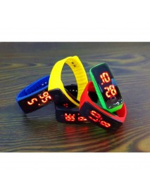 Jelly watch band - hodinky